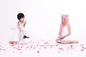 cosplay Just Be Friend by NarutokingdoM