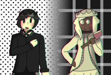 The Two Nibbas by ABorealis