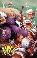 The Maxx Colored by acosorio