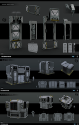 Lawbreakers concepts 02 by KaranaK