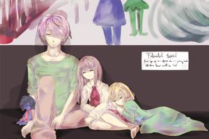 Garry sleeping with his lolis imeanwhat by seahorsegurl