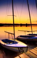 The Boats at St. Mary's by mari-kris