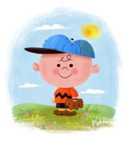 Charlie Brown by MattKaufenberg