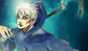 Jack Frost by ilaBarattolo