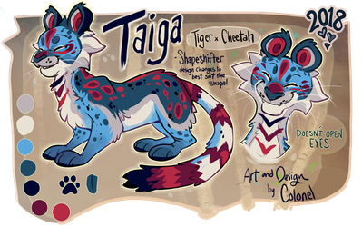 Taiga Ref by Colonels-Corner