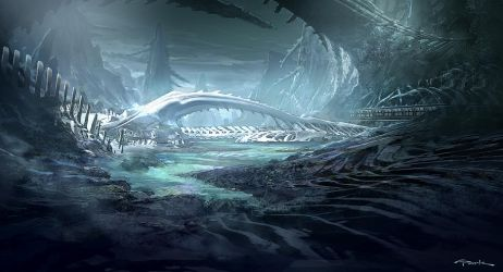 Environment Experiment 07 by andyparkart