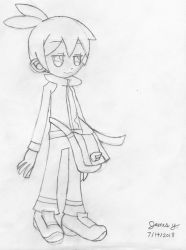 Sketch - Sig (Puyo Puyo Tetris) by SoundFX09