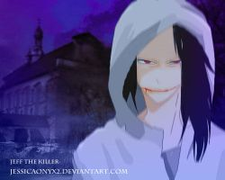Jeff the Killer Creepy pasta by JessicaOnyx2
