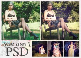 +youandi.psd by seleworld