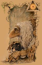 Dark Crystal Guest Art by AyameFataru