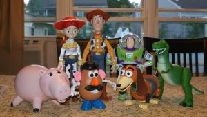 My Toy Story Collection by crazyass246