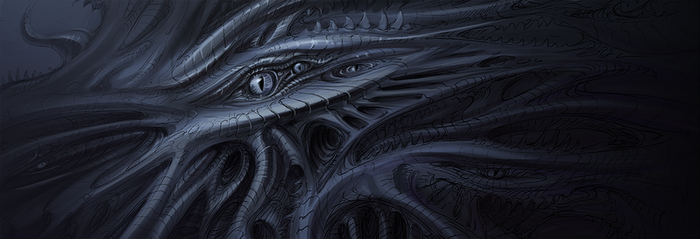 Eyes of the Abyss by Hydrothrax