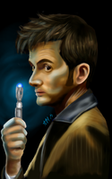 I'm the doctor by ItachifoREVer7x
