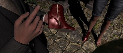 Nice wedge boot by builder1956