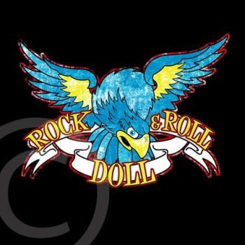 ROCK AND ROLL DOLL EAGLE by optimusdesigns