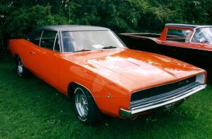 Dodge Charger by gopherboy76