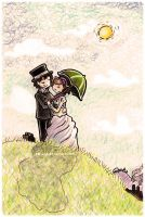 claude et camille by OphAiRO