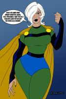 Granny Goodness Commission by DarthGuyford