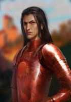 Oberyn Martell by BellaBergolts
