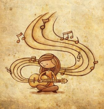 Music is Life by Eenuh
