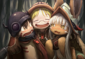 Made in Abyss fanart by thuan21995