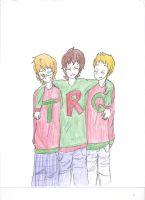 25 Days of TRG Shenanigans! Day Three: Sweaters by Midnigtartist