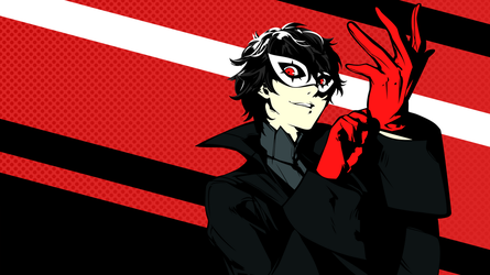 Joker Wallpaper by Dekodere