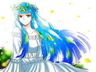 Our One And Only Mother Earth by CNeko-chan