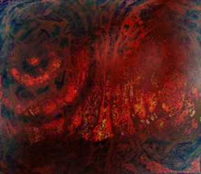 Molten Red by SCRJ-EDstock