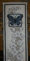 Bookmark (Cross Stitch) by ouraion