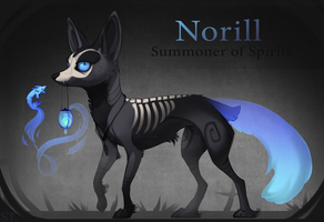 [CLOSED] Adopt Auction - NORILL by Terriniss