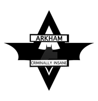 ARKHAM ASYLUM: home for the criminally insane. by Chatoevia