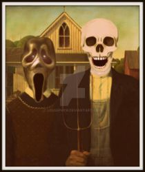 American Gothic NiteMare by lousephyr