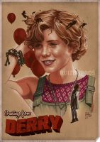 IT - Beverly Marsh by RUIZBURGOS