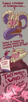Just a silly comic by SandraMJ