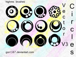 Vector Circle v3 HighRes by gon1387
