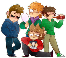 Eddsworld by r0s0kunek0