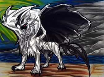 359:Absol by Prophecy-Inc