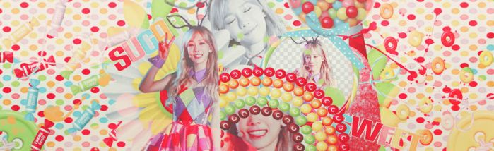 Srcapbook Taeyeon by PinkLiz