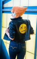 Rocker Pearl Cosplay from Steven Universe by djzippy