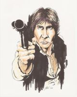 Han Solo by MikimusPrime