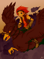 5Ds: Crowsnest by Kathisofy
