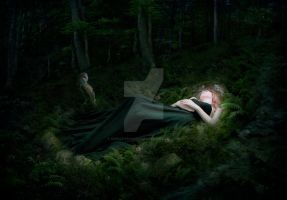 The forest shall be my tomb by ChristianaIvanova