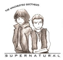Supernatural by griffouine