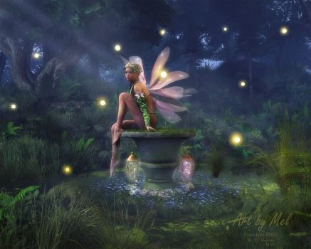 Enchantment - Fairy Dreams by Art-By-Mel-DA