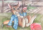 Peter Rabbit by StarlightsMarti