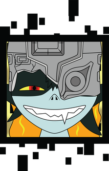 In the Midna Hour by Dr-InSean