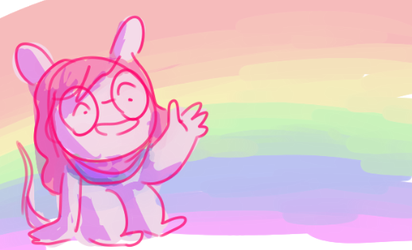 happy lgbt pride month yall by littledevilzx