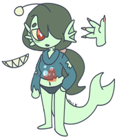 [closed] humanoid fish adopt by love-taste