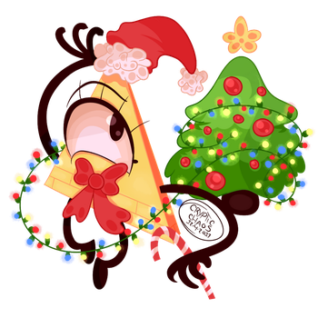 Holiday Bill Cipher~ by xXCryptic-ChaosXx